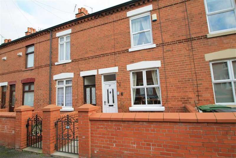 2 Bedrooms Terraced House for sale in Palmer Street, Wrexham