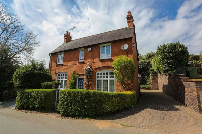 3 Bedrooms Detached House for sale in Lickey Rock, Marlbrook, Bromsgrove, Worcestershire, B60