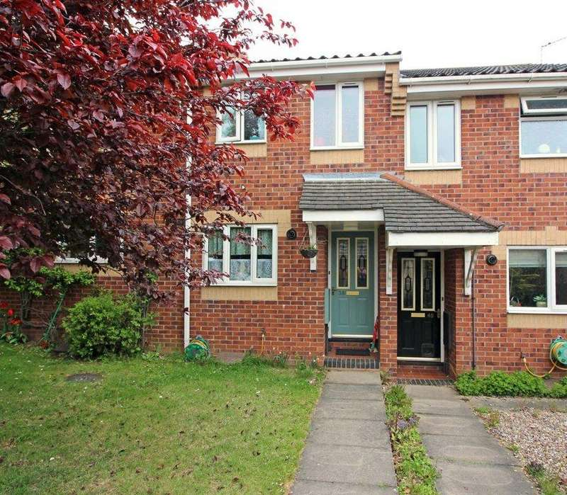 2 Bedrooms Terraced House for sale in Mayfield Way, North Walsham