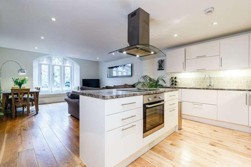 2 Bedrooms Maisonette Flat for sale in Mayfield Road, London, N8 9LP