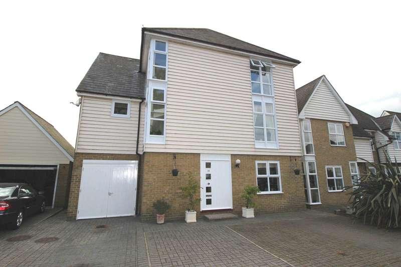 4 Bedrooms Detached House for sale in Saltcote Maltings, Heybridge