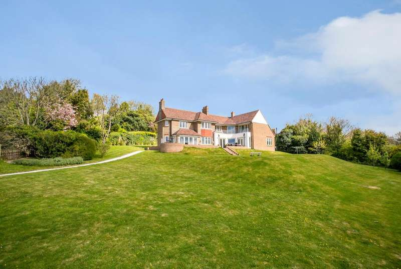 5 Bedrooms Detached House for sale in Friston Hill, East Dean BN20