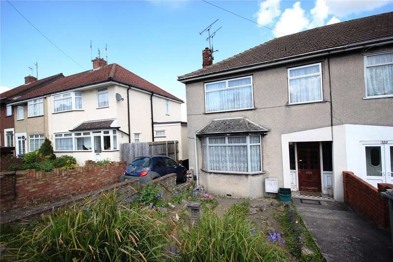 3 Bedrooms Semi Detached House for sale in Station Road, Kingswood, Bristol, BS15