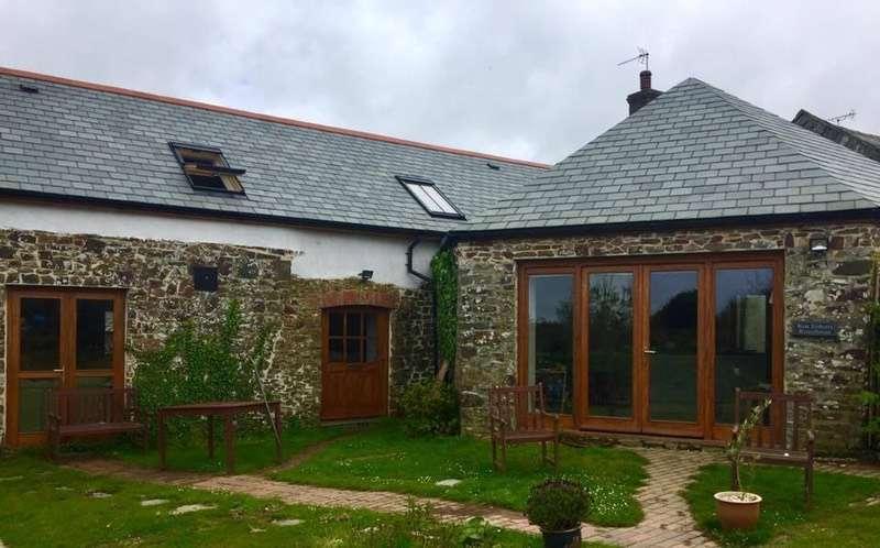 5 Bedrooms Barn Conversion Character Property for sale in Hartland, Bideford, Devon, EX39