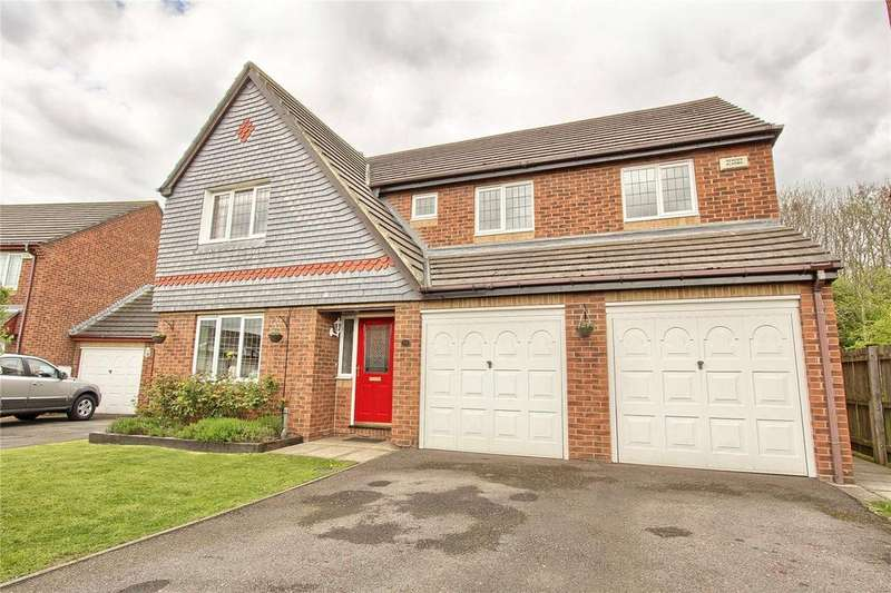 5 Bedrooms Detached House for sale in Constable Grove, Wolviston Grange
