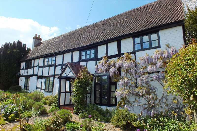 5 Bedrooms Detached House for sale in Quay Lane, Earls Croome, Worcester, Worcestershire, WR8