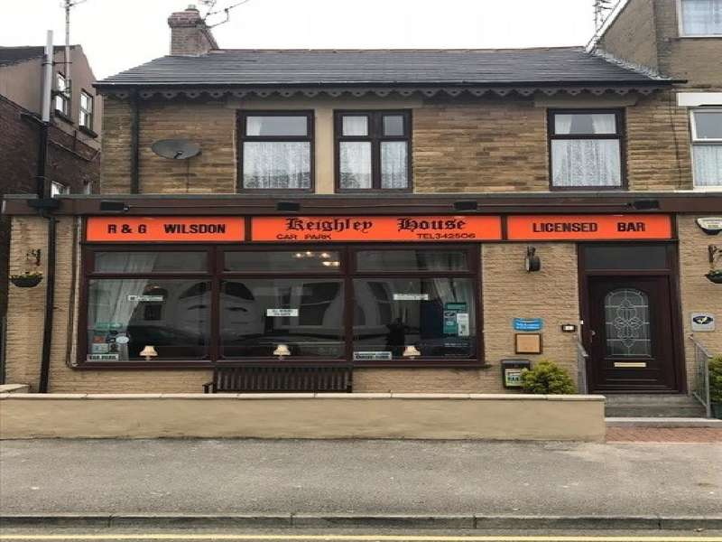 8 Bedrooms Hotel Commercial for sale in Withnell Road, Blackpool, FY4 1HE