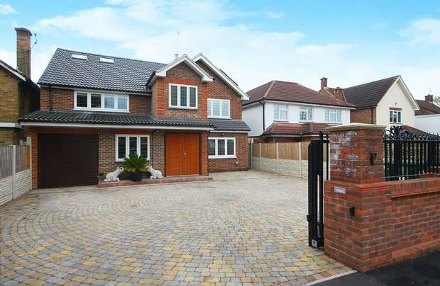 7 Bedrooms Detached House for sale in The Avenue, Sunbury On Thames