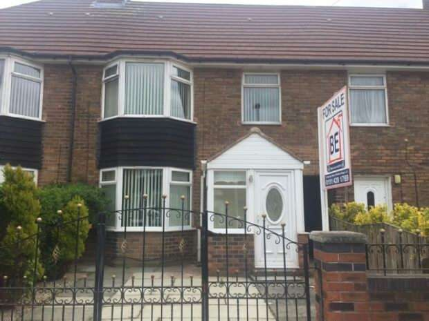 3 Bedrooms Terraced House for sale in Lovell Road, Speke