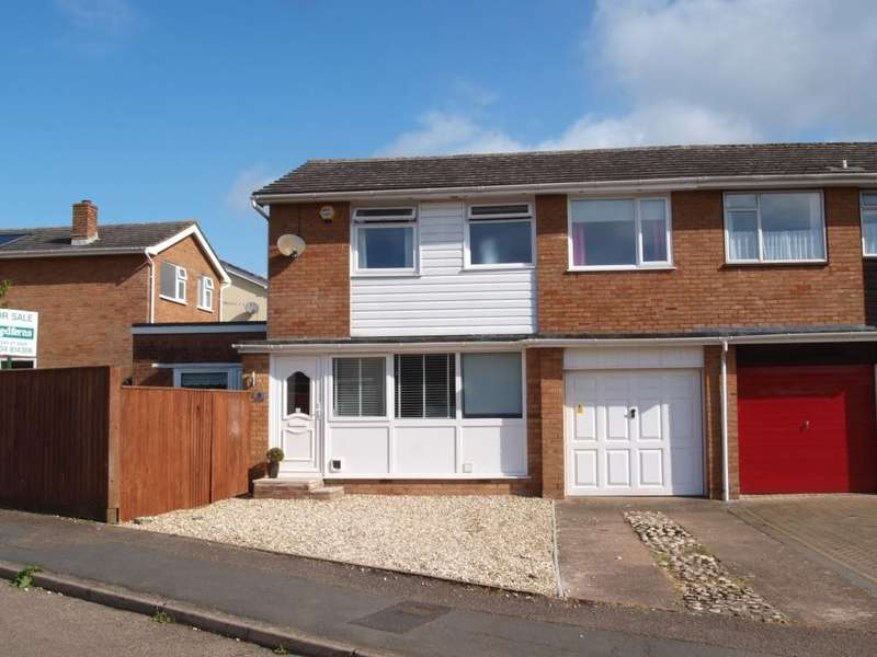 4 Bedrooms Semi Detached House for sale in Feniton