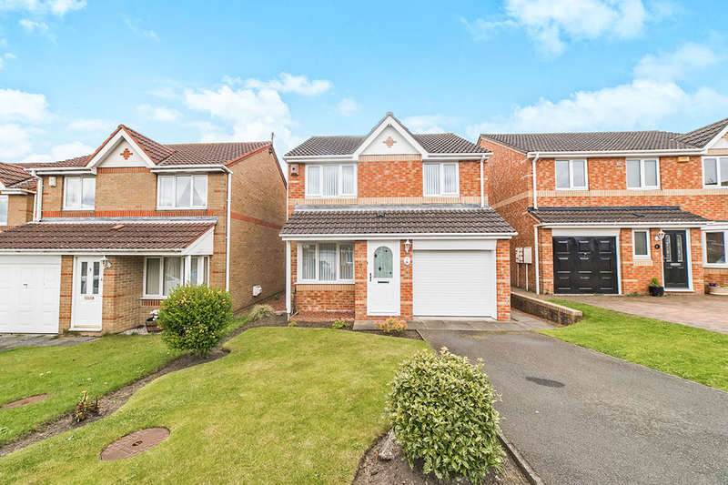 3 Bedrooms Detached House for sale in Conway Close, Ryton, NE40