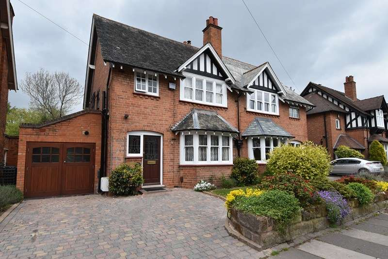 3 Bedrooms Semi Detached House for sale in Bournville Lane, Bournville, Birmingham