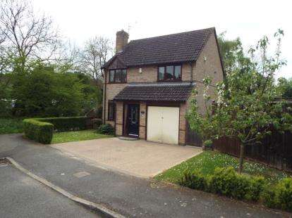 4 Bedrooms Detached House for sale in Ash Close, Uppingham, Oakham, Rutland