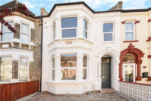 2 Bedrooms Flat for sale in Gonville Road, Thornton Heath, Surrey, CR7 6DF