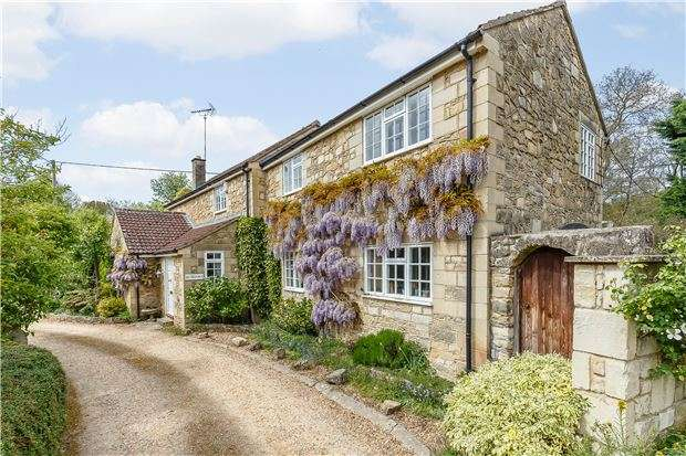 4 Bedrooms Detached House for sale in Farleigh Hungerford, BATH, Somerset, BA2 7RS