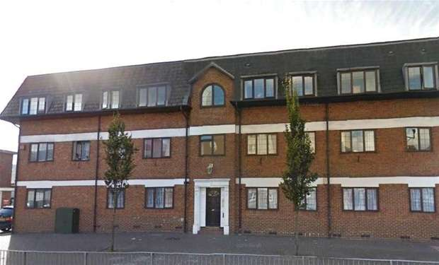 2 Bedrooms Flat for sale in Exchange Road, Watford