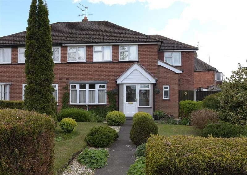 4 Bedrooms House for sale in Longmoor Road, Halesowen
