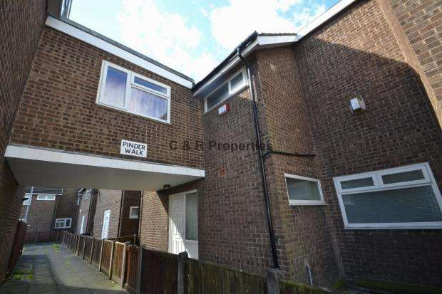 4 Bedrooms Terraced House for rent in Pinder Walk Hulme Manchester