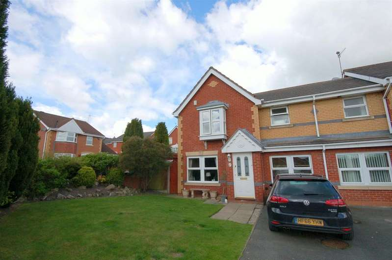 3 Bedrooms Mews House for sale in Whitfield Road, Kidsgrove