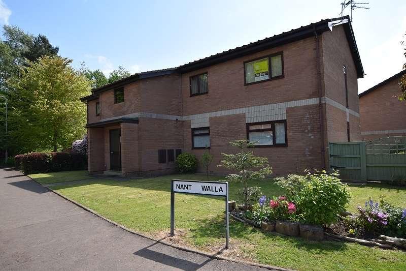 2 Bedrooms Apartment Flat for sale in Nant Walla, Heol Y Felin, Rhiwbina, Cardiff. CF14 6NT