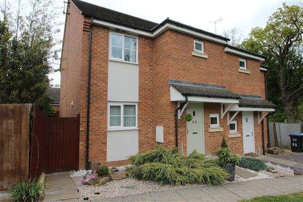 3 Bedrooms Semi Detached House for sale in Eddington Crescent, Welwyn Garden City
