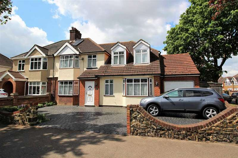 6 Bedrooms Semi Detached House for sale in Bradleigh Avenue