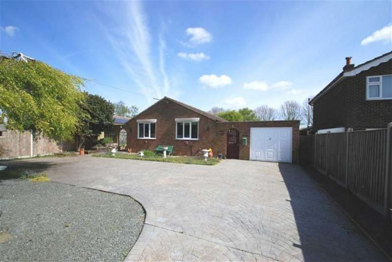 3 Bedrooms Detached Bungalow for sale in Old Main Road, Fosdyke, Boston