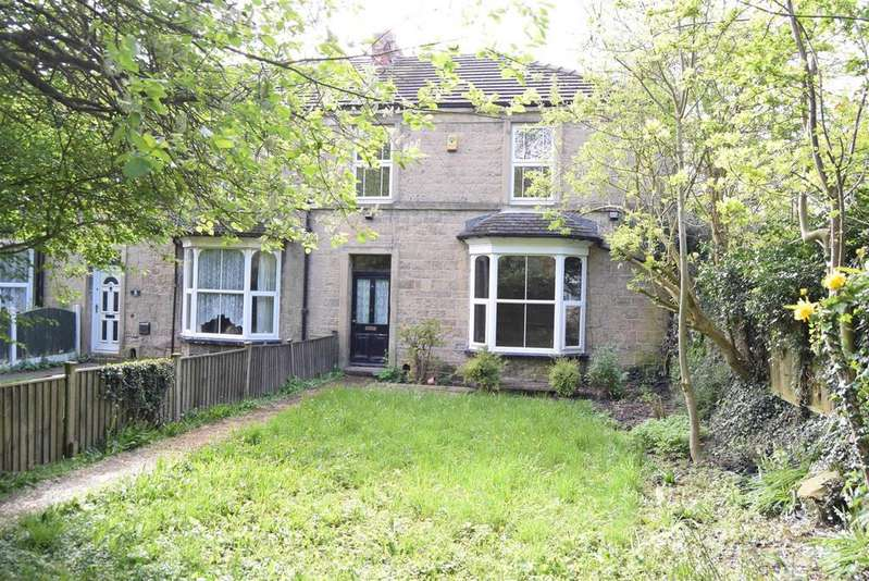 4 Bedrooms End Of Terrace House for sale in St. Johns Place, Mansfield