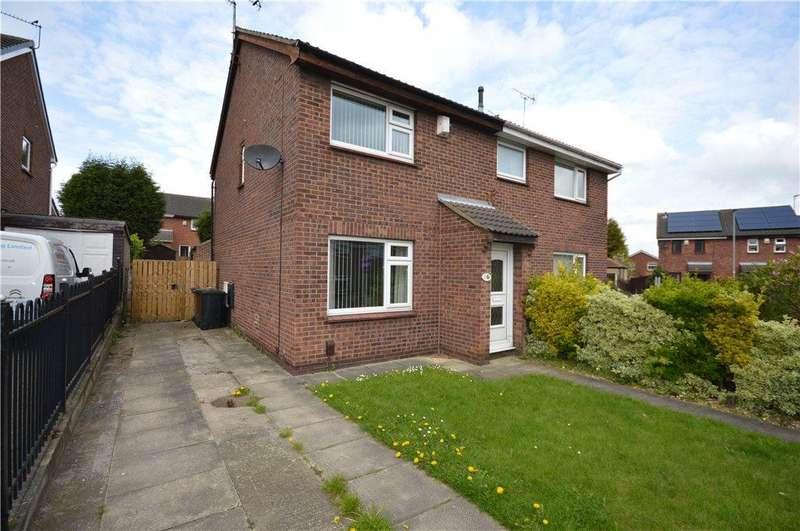 2 Bedrooms Semi Detached House for sale in Grange Fields Road, Leeds