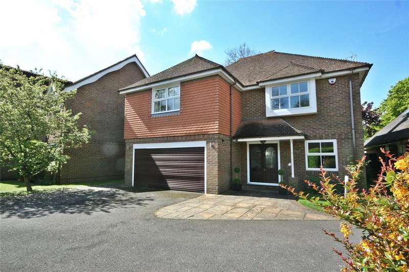 5 Bedrooms Detached House for sale in Bramble Close, Chalfont St Peter, Buckinghamshire