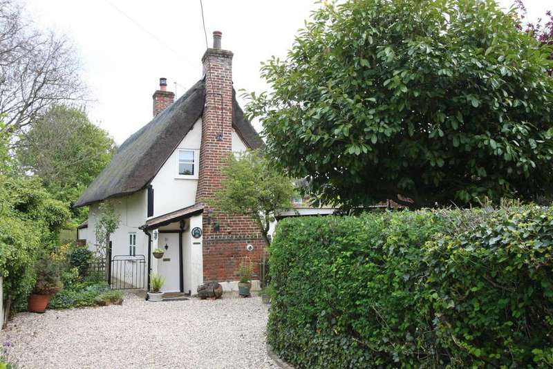 2 Bedrooms Cottage House for sale in Folly Road, Great Waldingfield