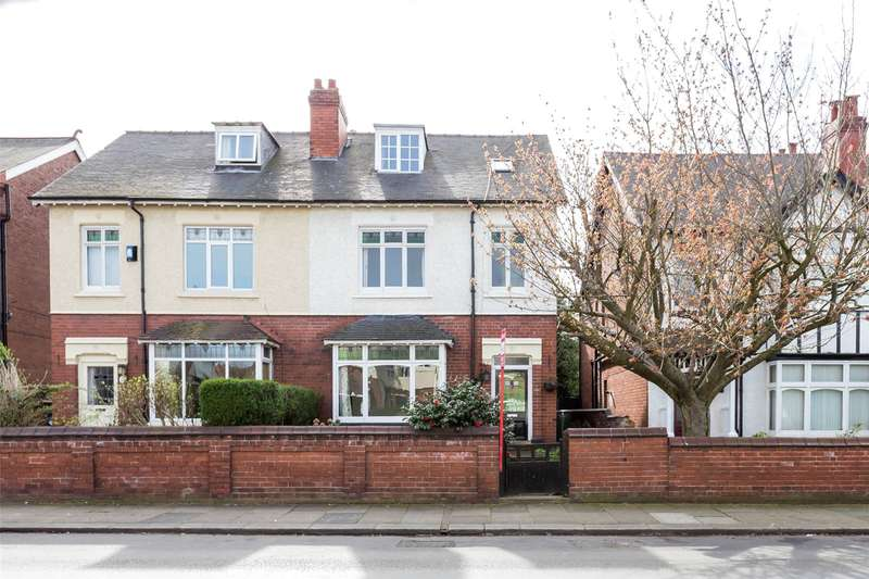 4 Bedrooms Semi Detached House for sale in Axholme Road, Doncaster, DN2