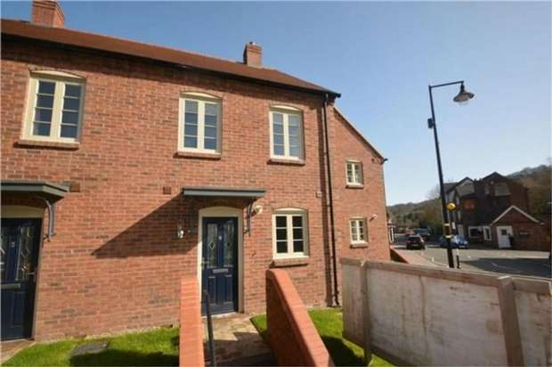 3 Bedrooms Terraced House for sale in Dale End, Coalbrookdale, Telford, Shropshire
