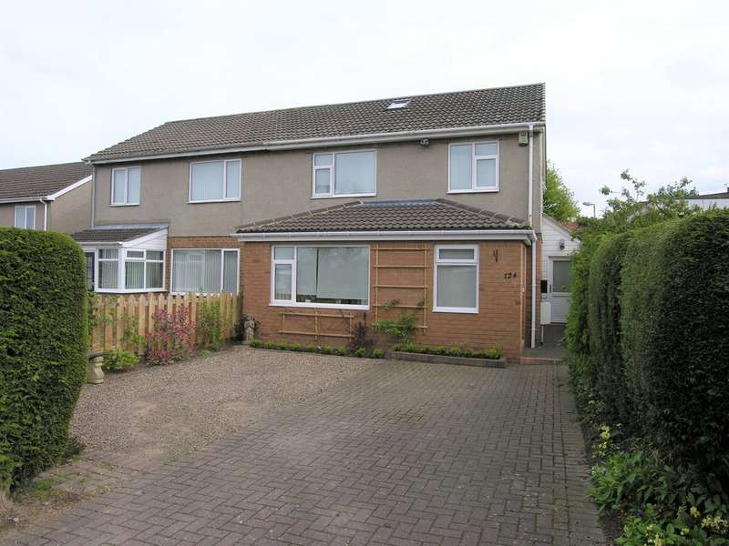 3 Bedrooms Semi Detached House for sale in 124 Chapel Lands