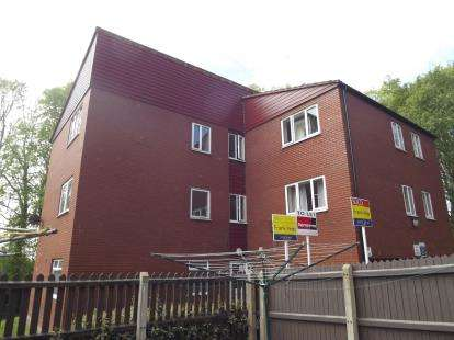 3 Bedrooms Flat for sale in Hall Park Close, Littleover, Derby, Derbyshire