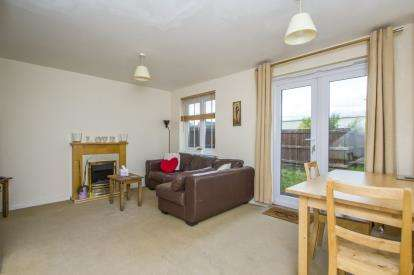 2 Bedrooms Terraced House for sale in Blyth Court, Castle Donington, Derby