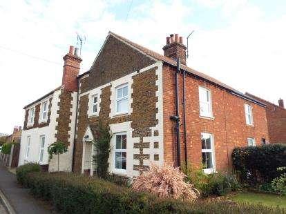 4 Bedrooms Semi Detached House for sale in Dersingham, King's Lynn, Norfolk