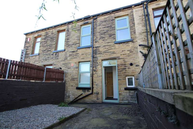 2 Bedrooms Terraced House for sale in Green Top Street, Bradford, BD8 0JJ