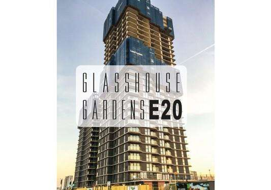 1 Bedroom Flat for sale in Cassia Point, Glasshouse Garden, Stratford City, E20
