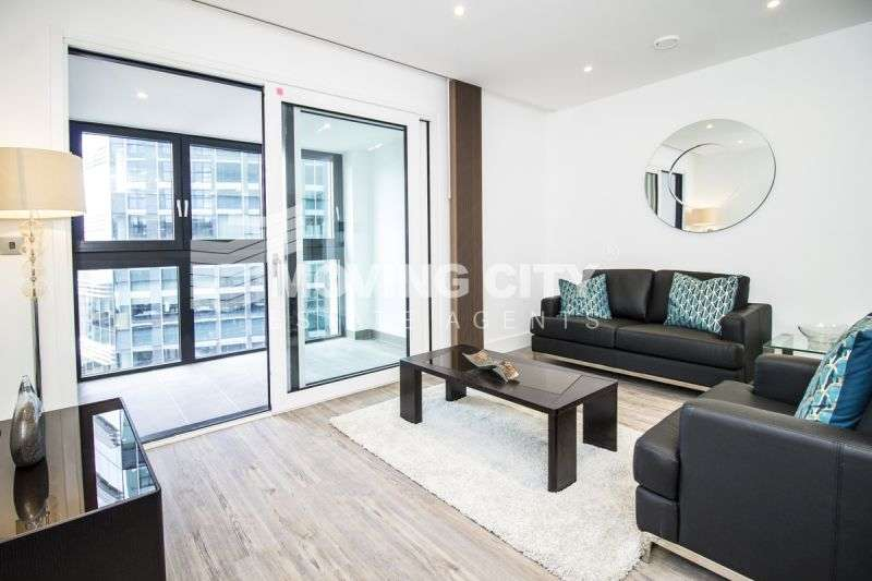 1 Bedroom Flat for sale in Wiverton Tower, Aldgate Place, London E1