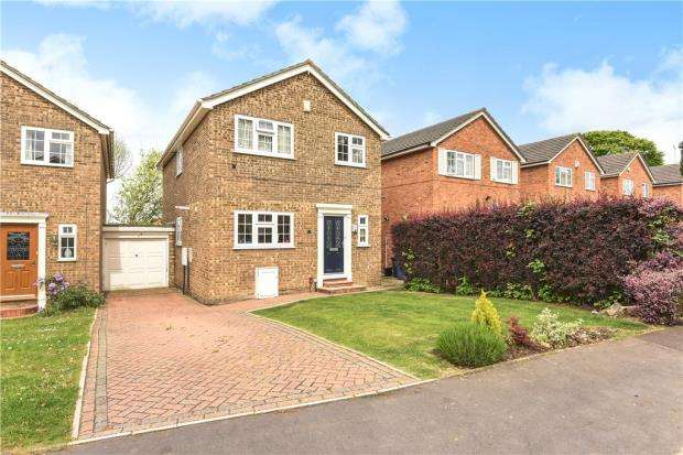 4 Bedrooms Detached House for sale in Washington Drive, Windsor, Berkshire