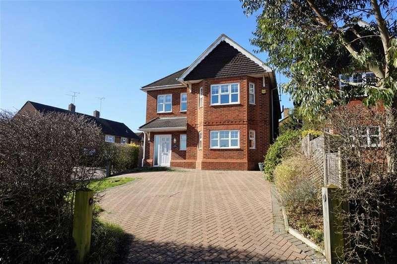 6 Bedrooms Detached House for sale in Common Lane, Harpenden, Hertfordshire, AL5