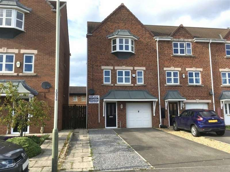 3 Bedrooms Semi Detached House for sale in Tebay Close, Darlington