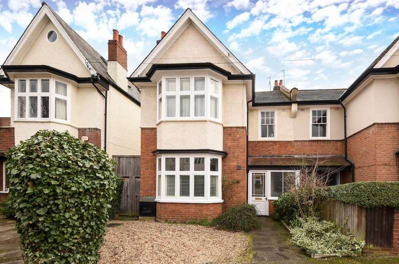 4 Bedrooms Semi Detached House for sale in Leinster Avenue, East Sheen