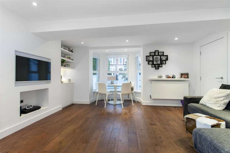 2 Bedrooms Flat for sale in Hillfield Road, West Hampstead