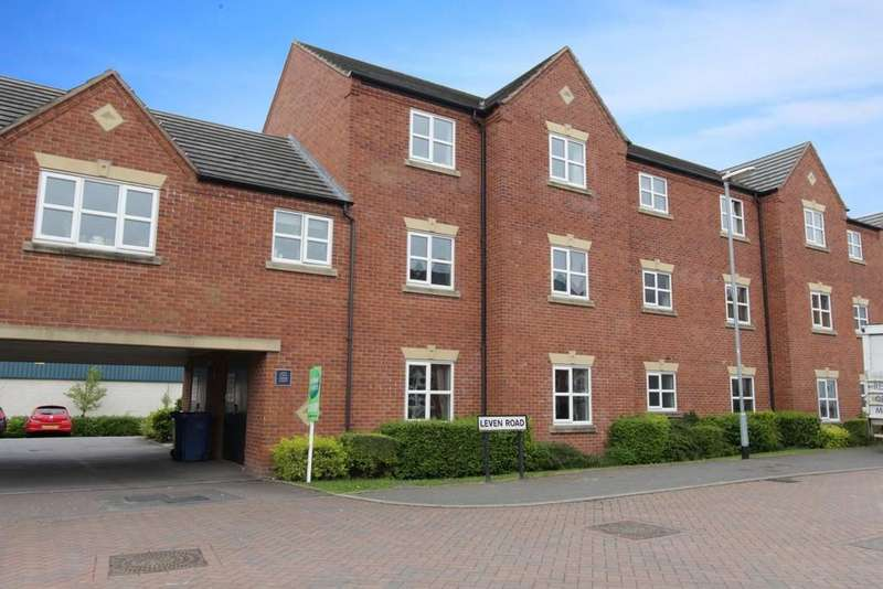 2 Bedrooms Apartment Flat for sale in Sween Court