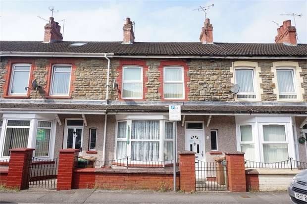 3 Bedrooms Terraced House for sale in William Street, BLACKWOOD, Caerphilly