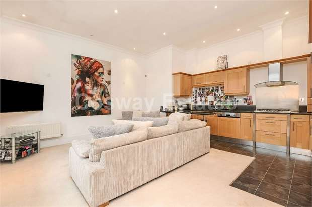 2 Bedrooms Flat for sale in Littleberry Court, St Vincents Lane, Mill Hill, London