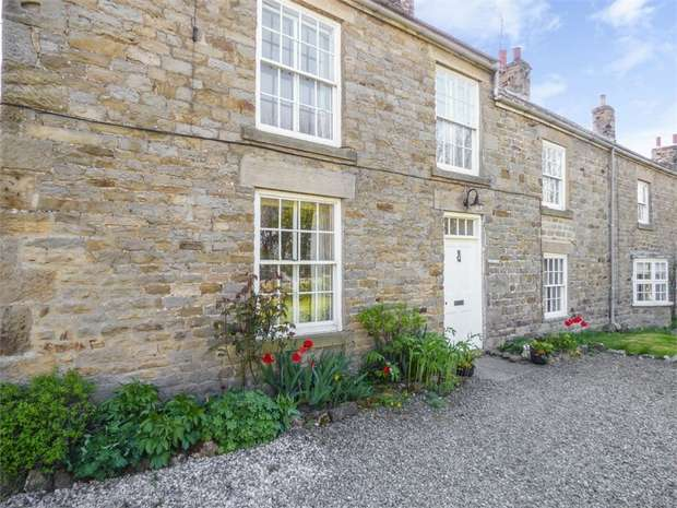 4 Bedrooms Semi Detached House for sale in Greta Bridge, Barnard Castle, Durham