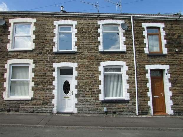3 Bedrooms Terraced House for sale in Dynevor Road, Skewen, Neath, West Glamorgan